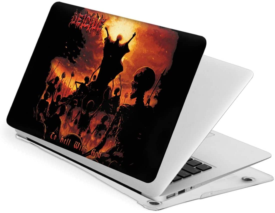 Deicide Classic Drop-Proof Waterproof Laptop Case for MacBook Air13