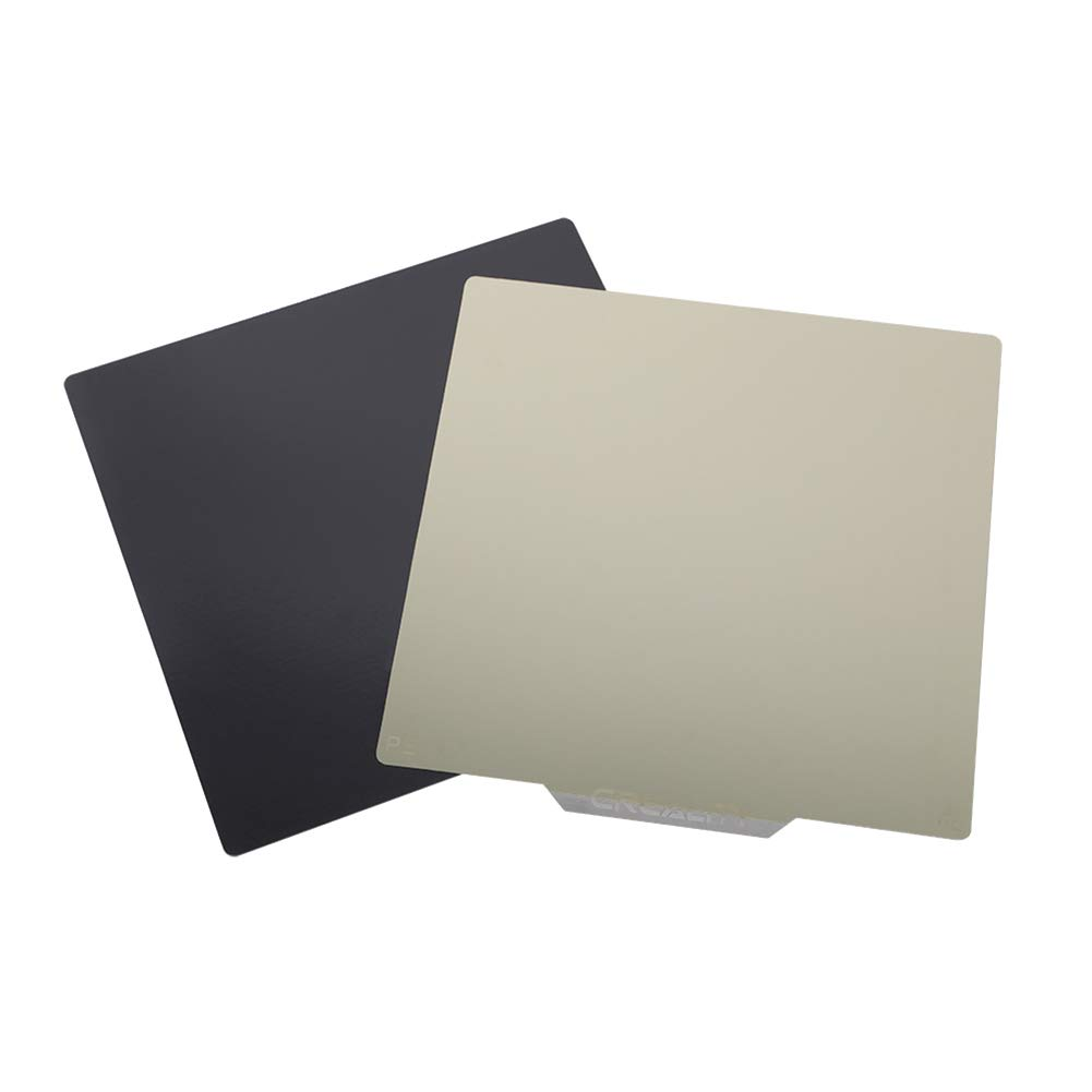 PEI Magnetic Flexible Heated Bed 235x235mm for Ender 3/ Ender 3X / Ender 3 Pro/Ender 3 Prox/Ender 5 / Ender 5 Pro