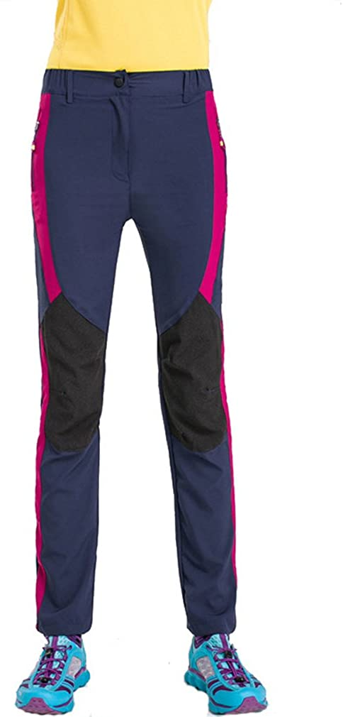 TOPWAY CIKRILAN Women's Quick Dry Breathable Elastic Stretch Pants Pants Outdoor Trousers