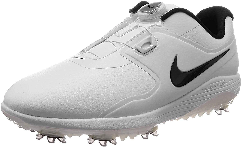Nike Golf Vapor Pro BOA White/Black/Volt 8