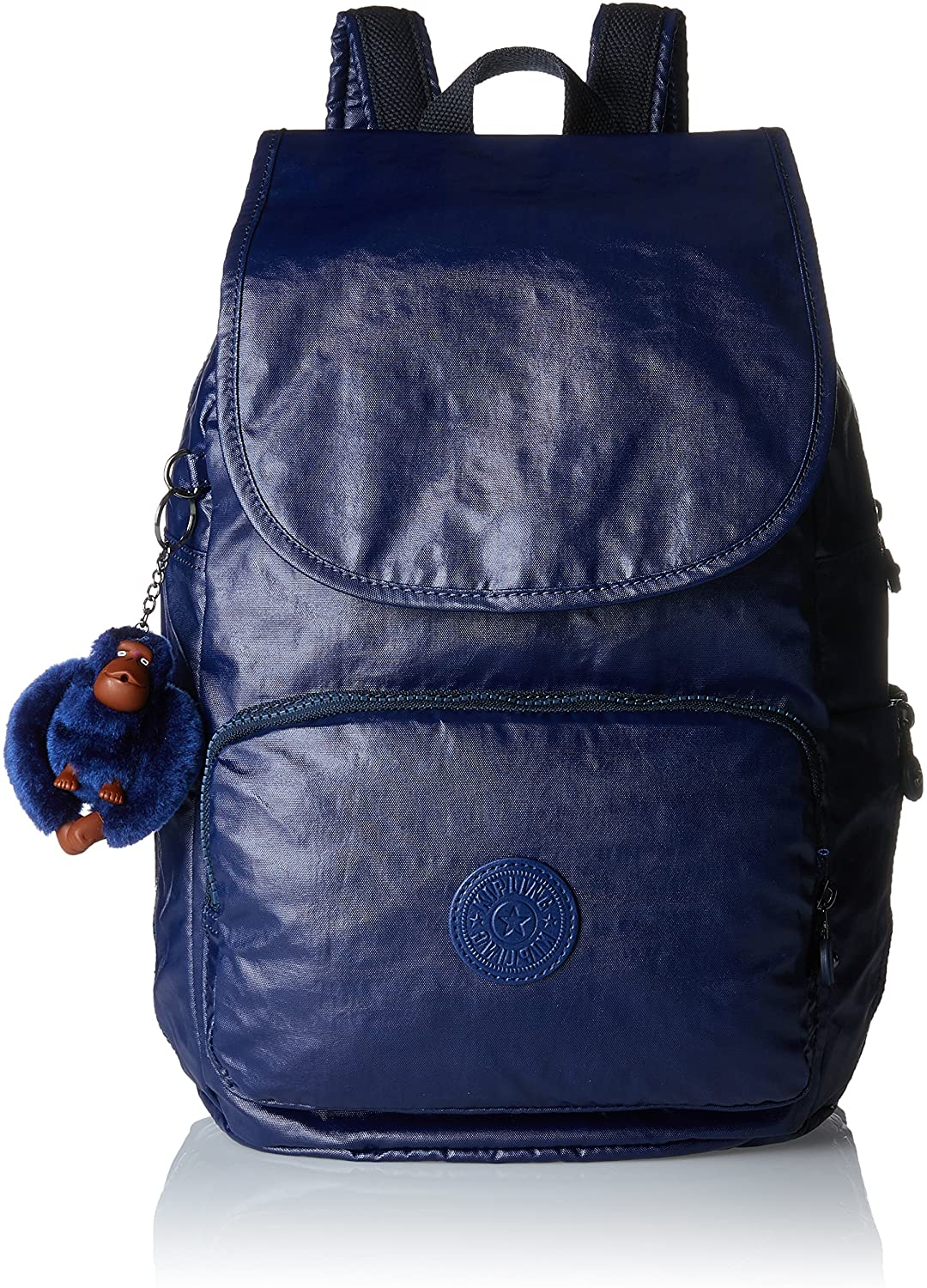 Kipling Cayenne Small Backpack Lacquer Indigo