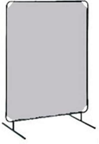 Tillman 6051066 6'X6' 16mil. 1 Panel UV Blocking Clear Vinyl FR Screen