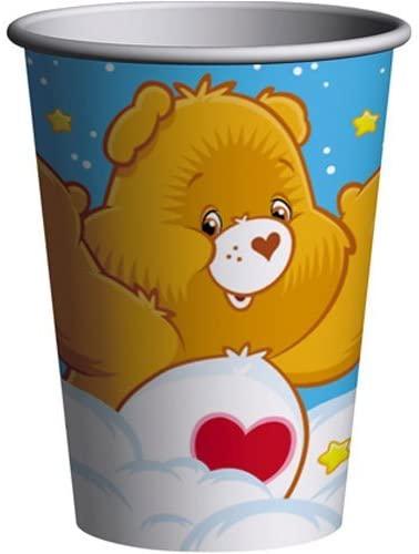 Designware Care Bears Rainbow Paper Cups (8ct)