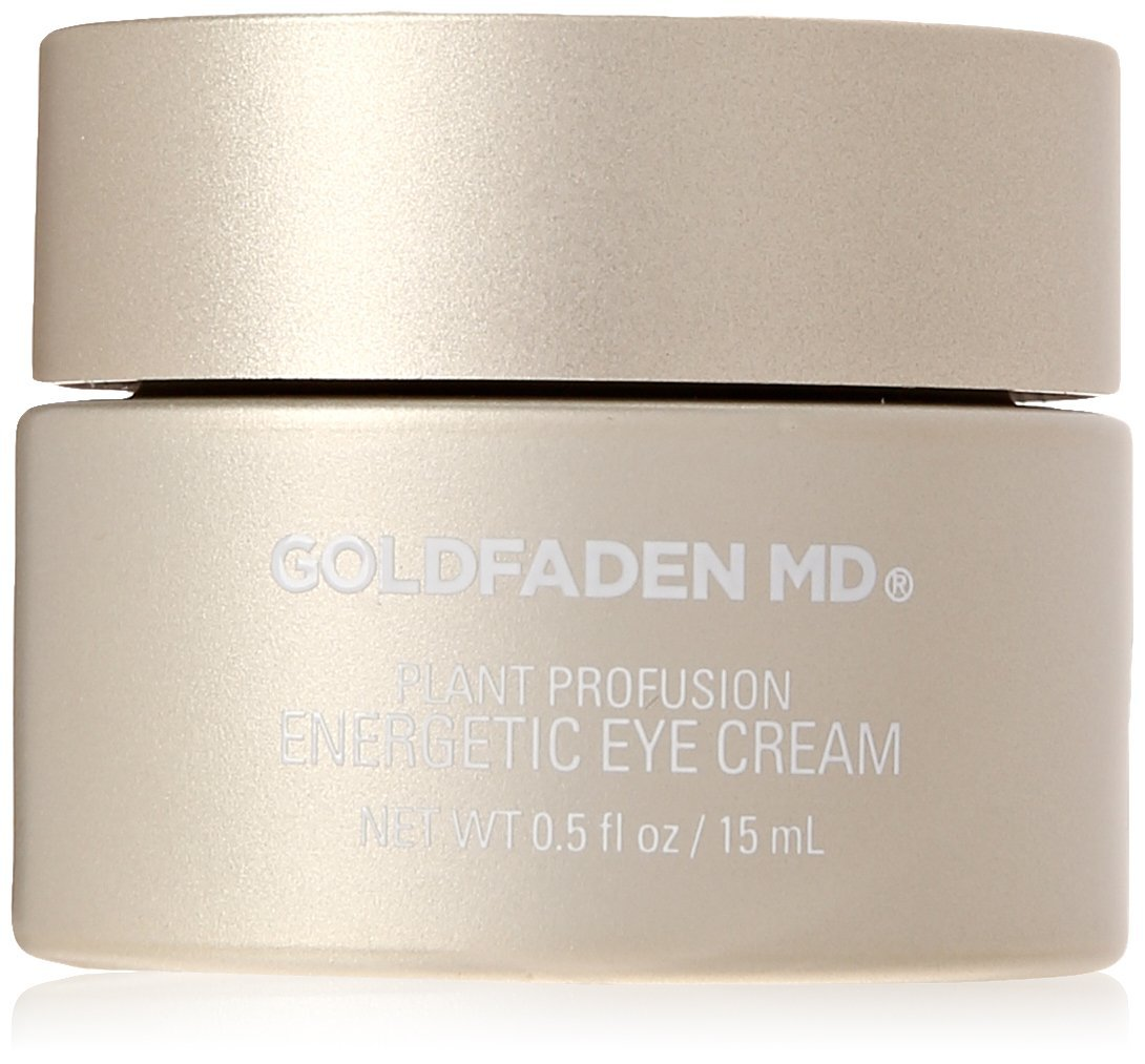 Goldfaden MD Plant Profusion Energetic Eye Cream, 0.5 Ounce