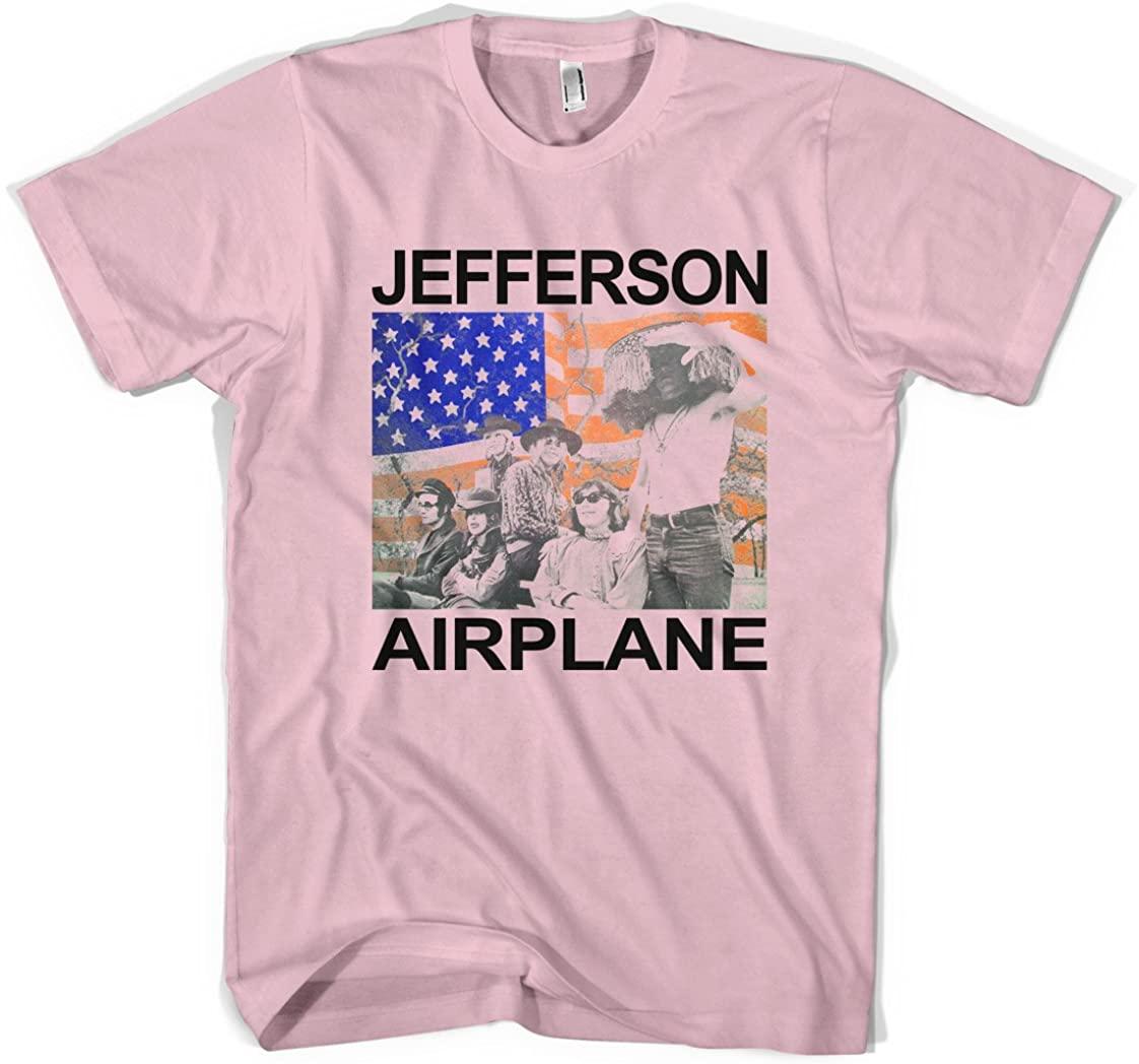 Revolver Tees Jefferson Airplane Unisex T-Shirt