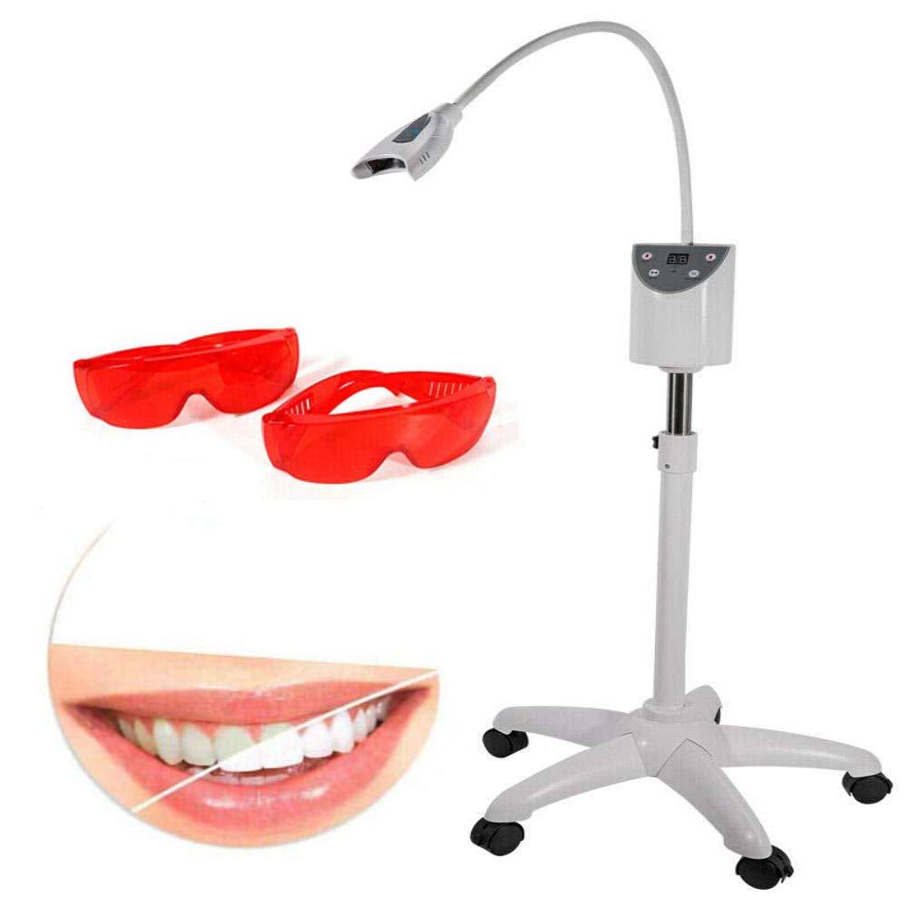 Bleaching LED light lamp Cart for Oral Professional Bleaching Unit