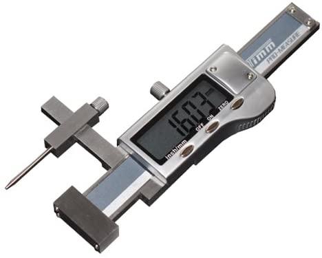 MeterTo C1-10Q Digital Plane Gap Step Gauge,Range:0±10mm,Resolution:0.01mm,Accuracy:±0.03mm