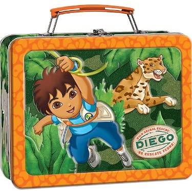Diego Metal Box