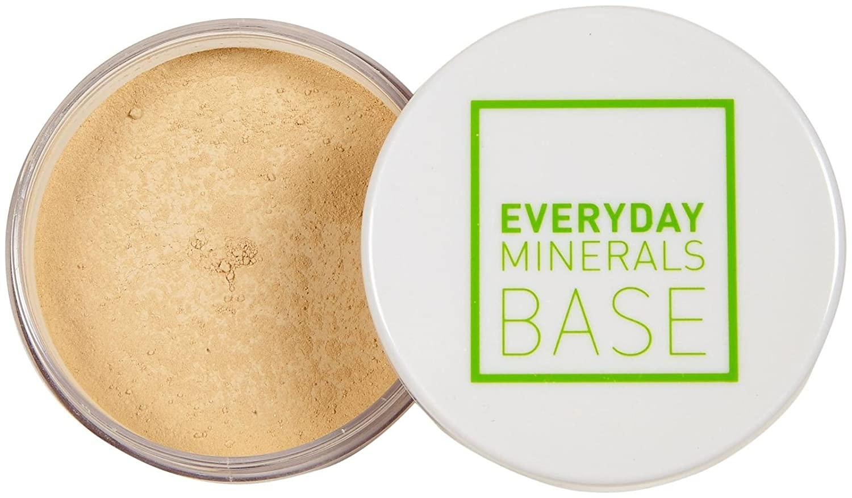 Everyday Minerals Jojoba Base - Golden Beige 3W - 0.17 oz