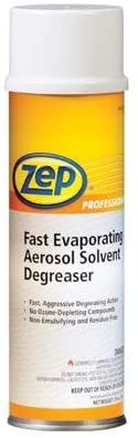 SEPTLS019R11901 - Zep Professional Fast Evaporating Aerosol Solvent Degreasers - R11901