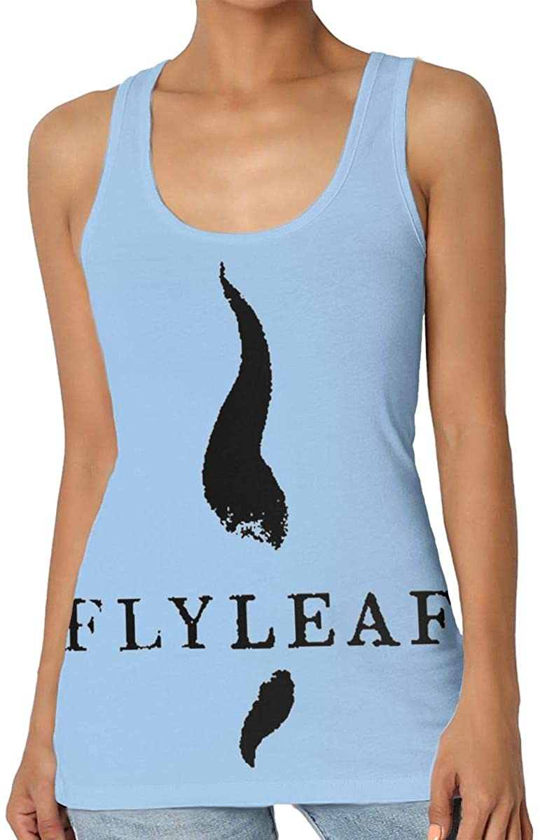 Flyleaf Workout Tops for Women Exercise Gym Yoga Shirts Athletic Tank Tops Gym Clothes