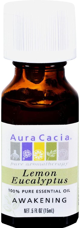 Aura Cacia Ess Oil Eucalyptus Lmn