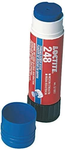 Loctite 826034 442 Blue Quickstix 248 High Strength Threadlockers, 9 g, 3/4