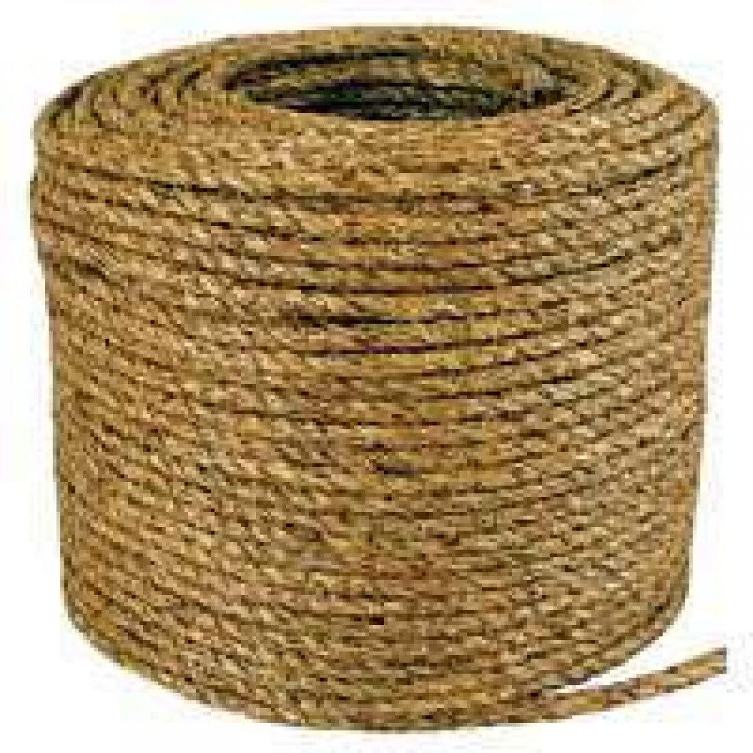 WELLINGTON CORDAGE 28771 3/8-Inch X 600-Feet Manila Rope