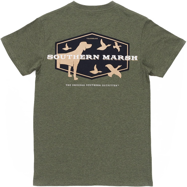 Southern Marsh Branding - Hunting Dog