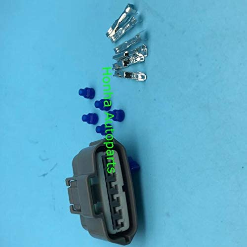Davitu Cables, Adapters & Sockets - 2/5/10/20/50/100 pcs/lots 6 pin female waterproof wire harness connector left rear door locking device 6189-0784 - (Color Name: 10)