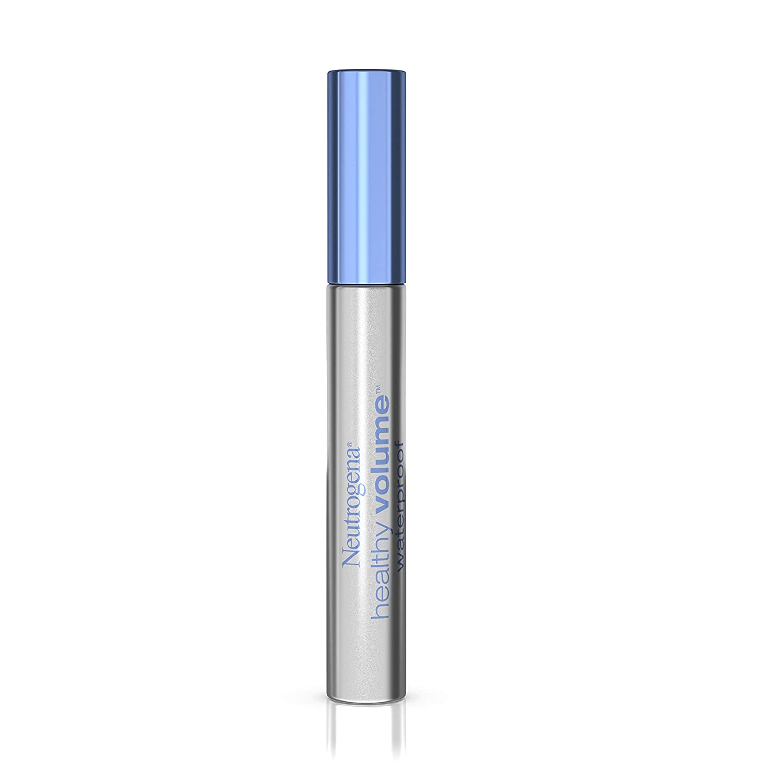 Neutrogena Healthy Volume Waterproof Mascara, Black/Brown [08], 0.21 oz