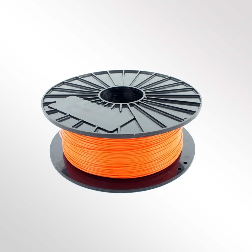 DR3dFilament PLA 2.85 mm Orange 3D Filament