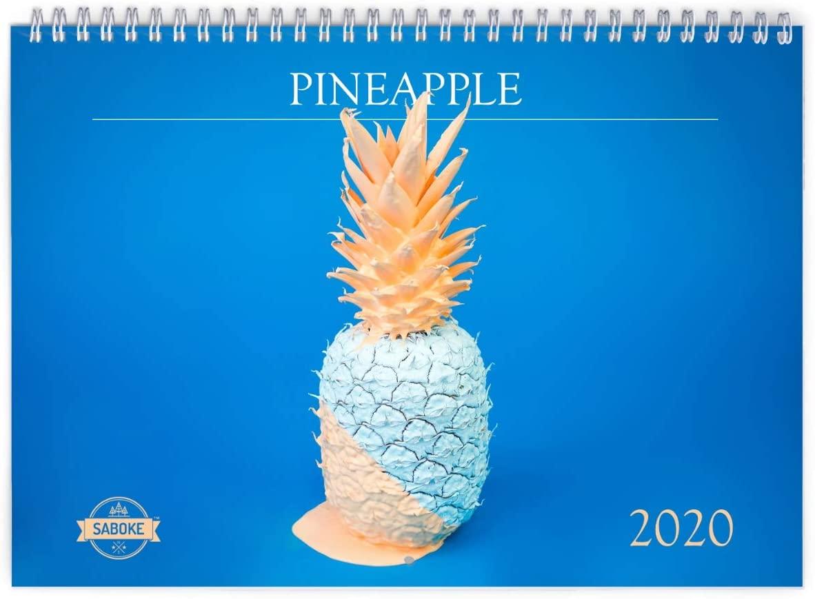 Pineapple 2020 Wall Calendar