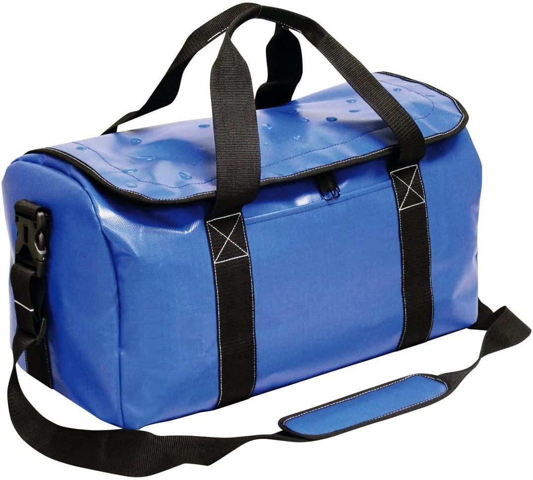 Natico 60-9430-BL Outdoors Weatherproof Duffle, Blue