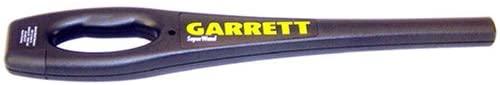 Garrett 1165800 SuperWand Metal Detector