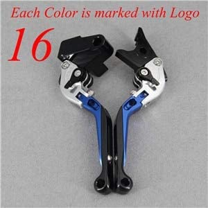 Accessories CNC Extendable Foldable Motorcycle Brake Clutch Levers for Suzuki GSXR600 GSXR 600 2011-2017 2016 2015 2014 2013 2012