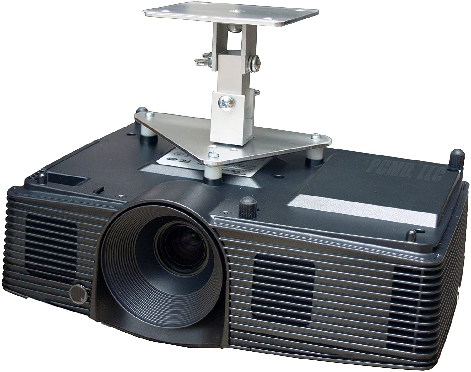 PCMD, LLC. Projector Ceiling Mount Compatible with Christie LX380 LX450 LX500 (5-Inch Extension)