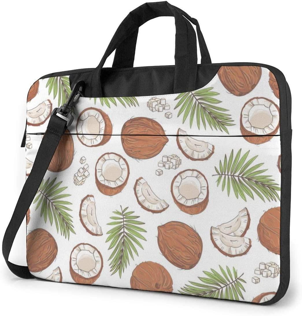 BANGBIG Coconut Fruit Computer Bag Briefcase Shockproof Business Laptop Bag Unisex