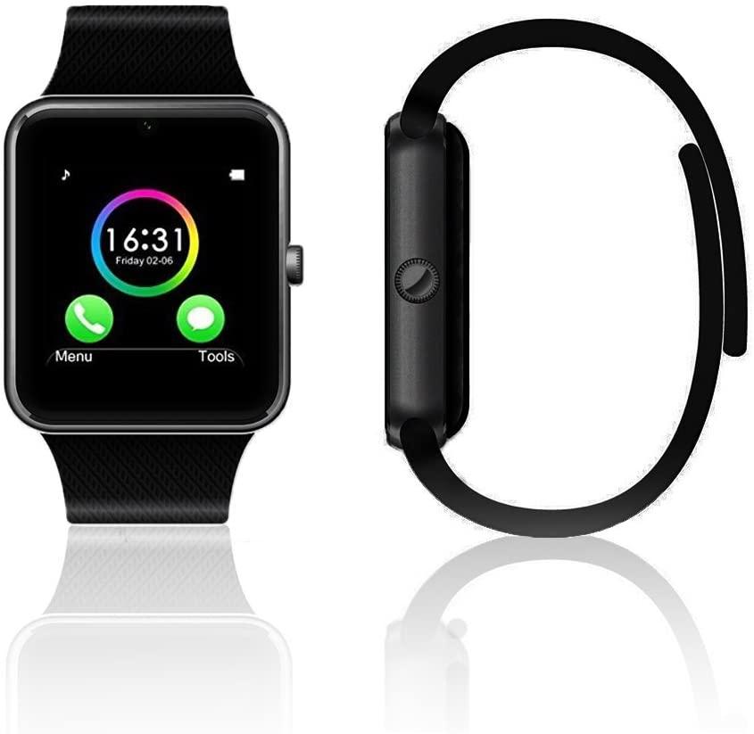 Indigi New 2016 2-in-1 Bluetooth 3.0 Smart Watch Phone w/ Camera Pedometer Sleep Monitor