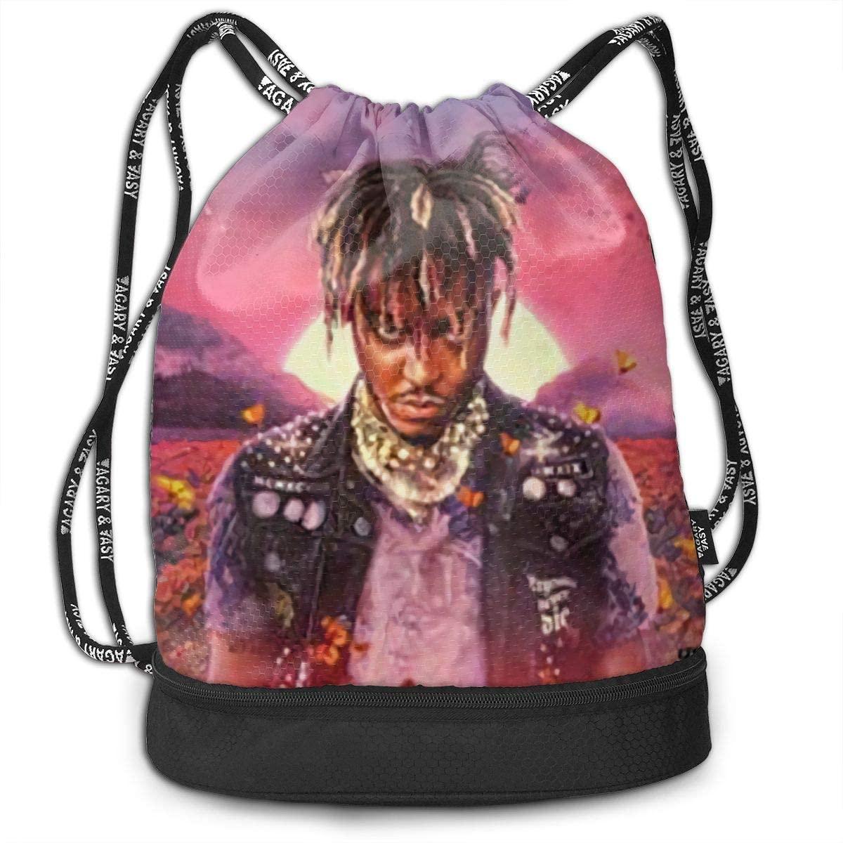 Lidanie Juice Wrld Drawstring Multifunction Backpack