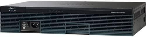 Cisco 2911 Voice Security And Cube Bundle - Router - Voice / Fax Module - Gige