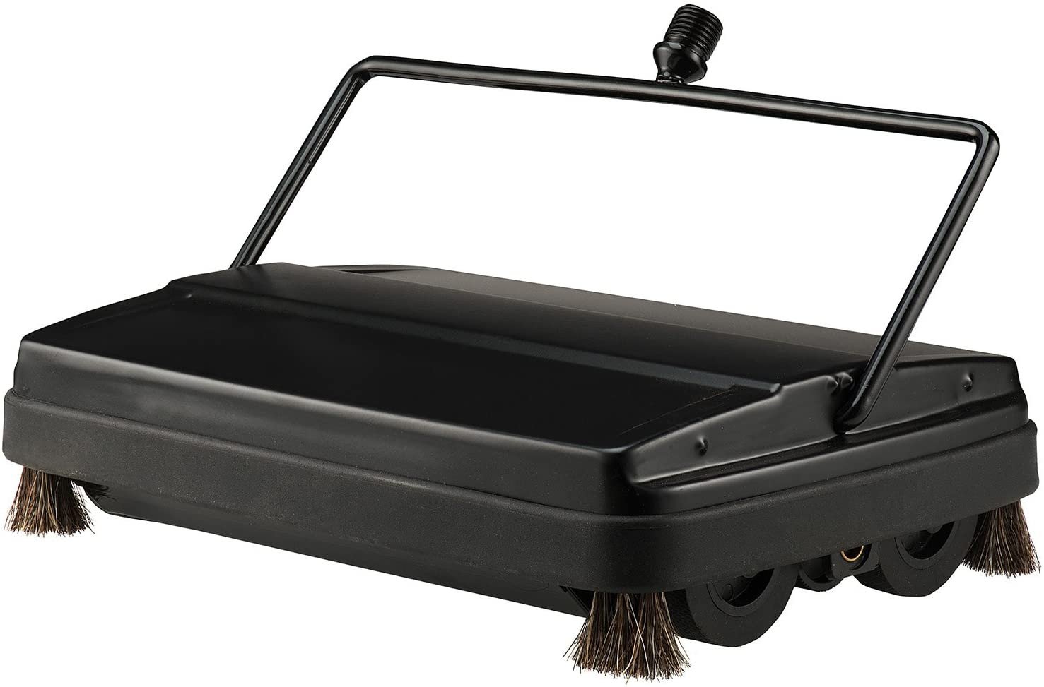 Sagler Compact Carpet Sweeper and Floor Sweeper Sweepers Electrostatic Sweeper