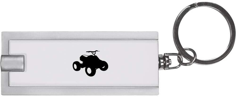 Azeeda 'Quad Bike' Keyring LED Torch (KT00014871)