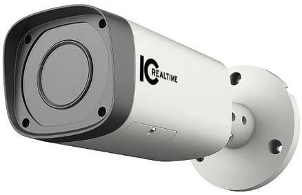 ICRealtime AVS-B2218Z 2 MP 1080P Water Proof Bullet HD-AVS Camera 90FT Smart IR