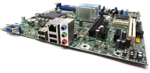 Genuine HP Pavilion Slimline S5610T 608883-002 H-IG41-uATX Eton-GL6 LGA775 Intel G41 Express DDR3 Motherboard Logic Main System Board HP Compatible Part Numbers: H-I41-uATX, 608883-002
