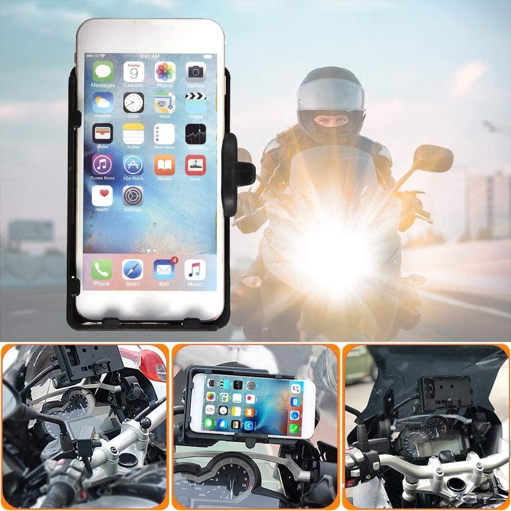 Angelhood Mobile Phone Holder, USB Charging Mount, Navigation Bracket Suitable for Most Mobile Phones.