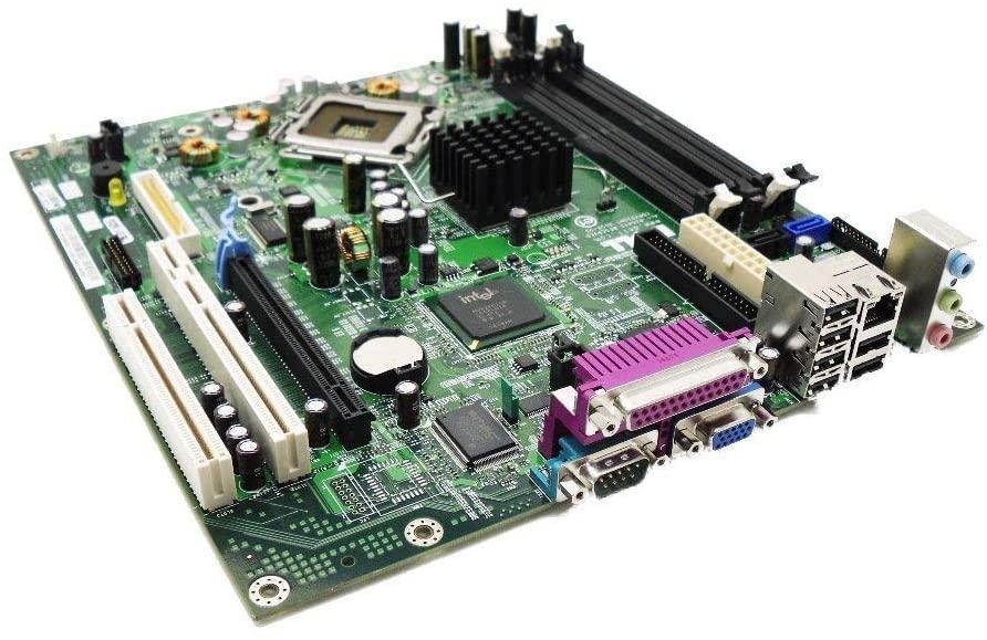 Dell Optiplex GX620 desktop motherboard-ND237 (Renewed)