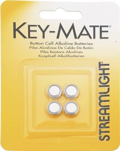 Streamlight 72030 Batteries for Key-Mate LED Flashlight (4 Pack)