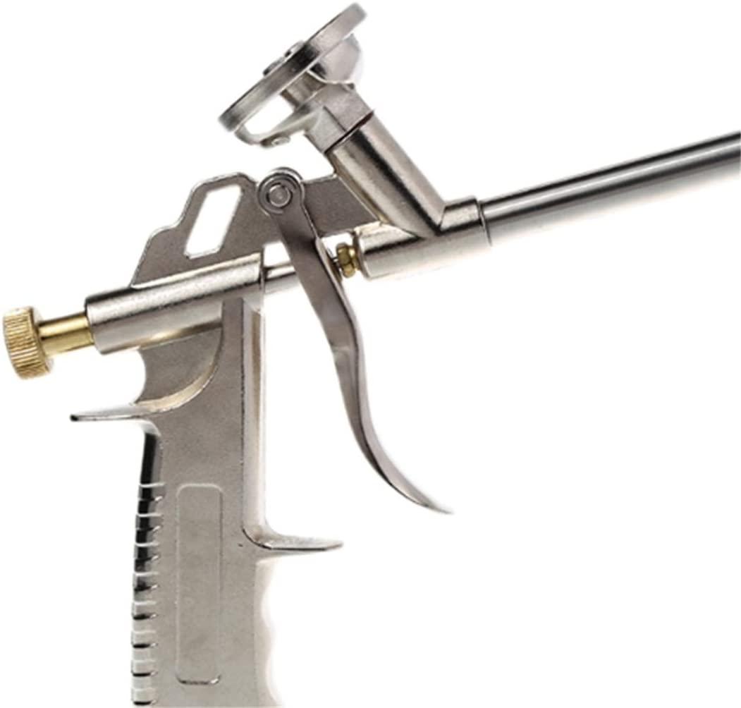 1Pc A-130 Alloy Foam Expanding Spray Gun Sealant Dispensing PU Insulating Applicator Tool Bubble Glue Gun