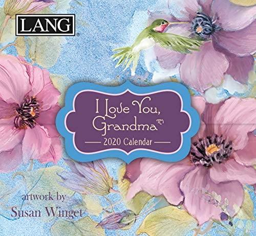 LANG I Love You Grandma 2020 365 Daily Thoughts (20991015503)
