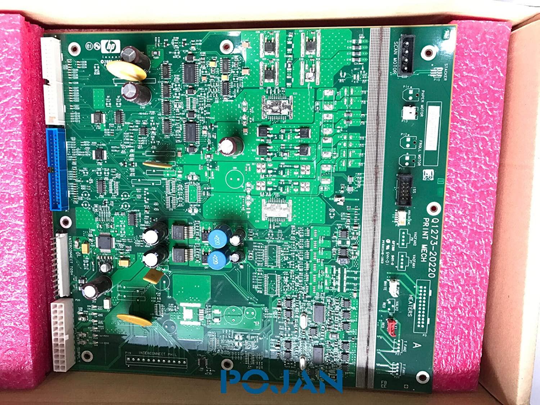 POJAN Q1273-69269 Q1273-69055 for DesignJet 4000 Series Printmech PC Board