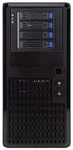 in-Win Case PE689.U3 Entry Pedestal ATX Mid Tower 4/1/(5) Bays USB 3.0 Audio Black No Power Supply Audio