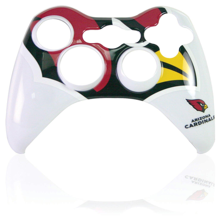 Xbox 360 Official NFL Arizona Cardinals Controller Faceplate