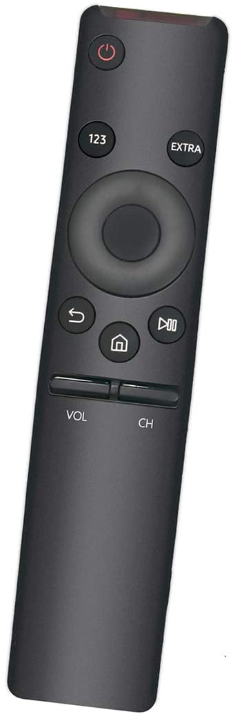 New Replacement Remote fit for Samsung TV UN40KU6300 UN40KU6300F UN40KU6300FXZA UN43KU6300 UN43KU6300FXZA UN50KU6300 UN50KU6300FXZA UN55KU6300 UN55KU6300FXZA UN60KU6300 UN65KU6300 UN70KU6300