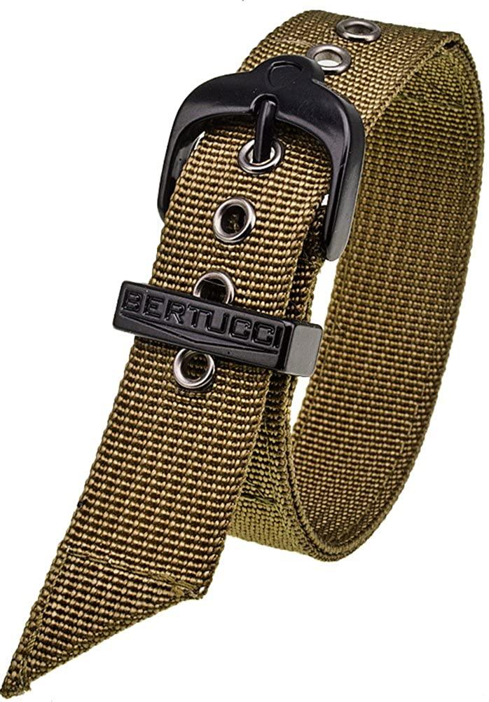 Bertucci DX3#2 Olive Nylon Watch Band Fits A-1S, C-1T