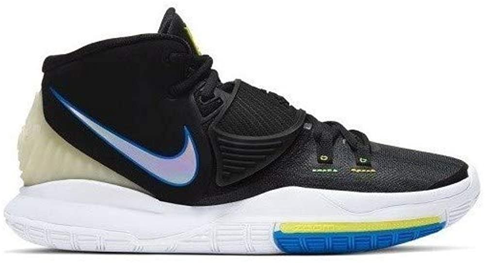 Nike Mens Kyrie 6 Shutter Shades Basketball Shoes BQ4630-004