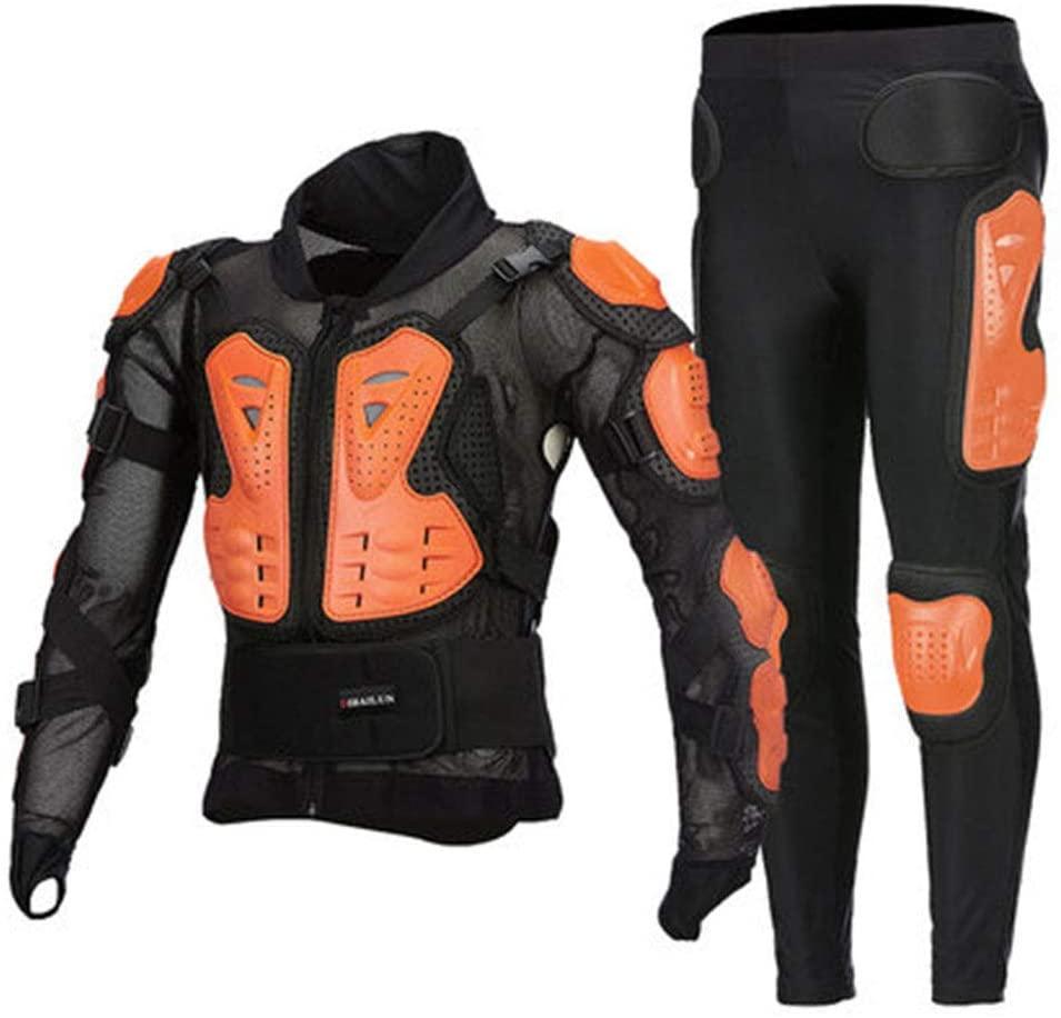 BORSDS Protection Armor Motorbike Motocross Equipment Racing Body Armor Moto Ptotective Gears Combination
