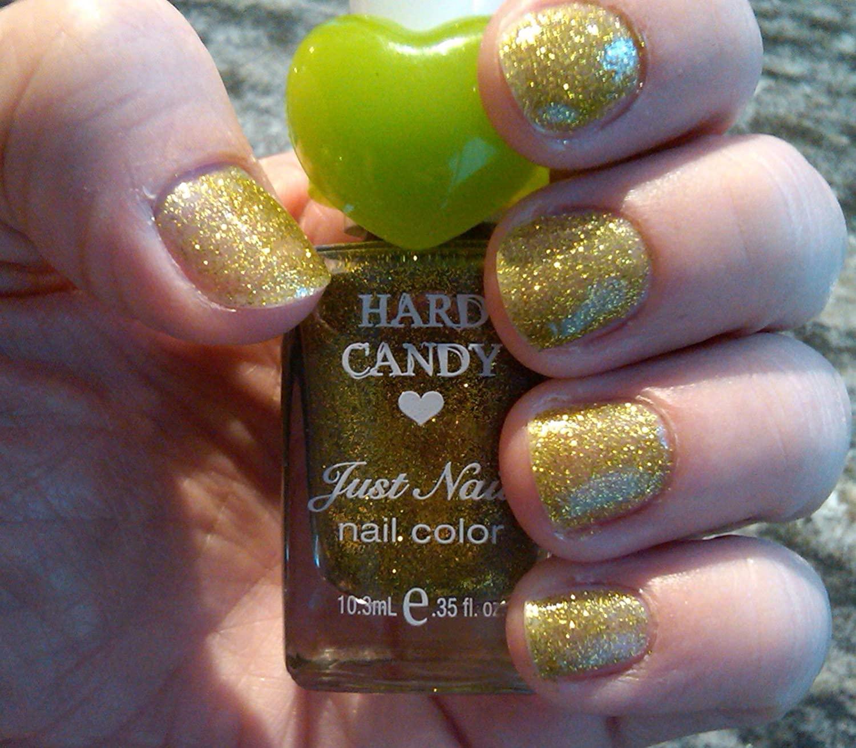 Hard Candy Just Nails Nail Color, Sweet P