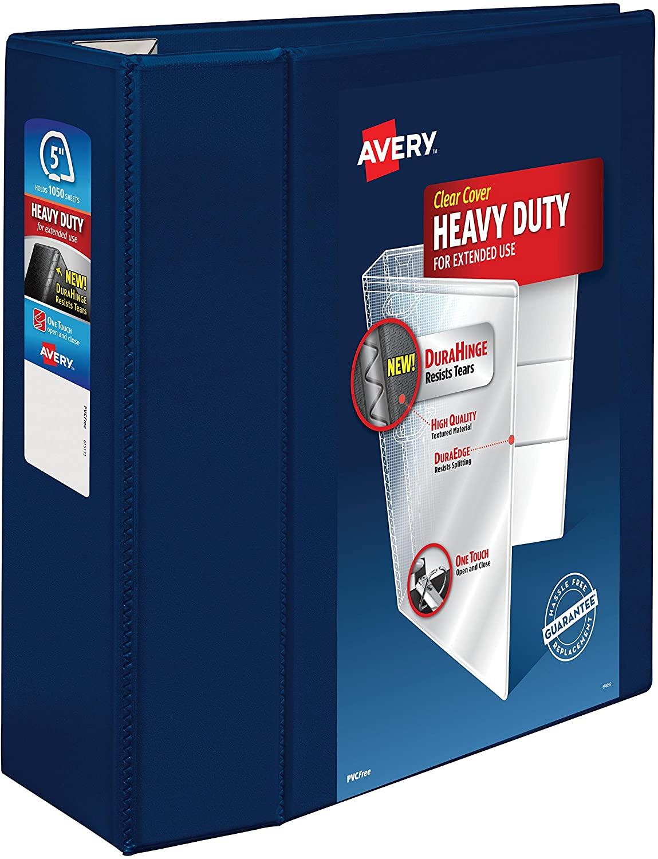 Avery Heavy-Duty View Binder