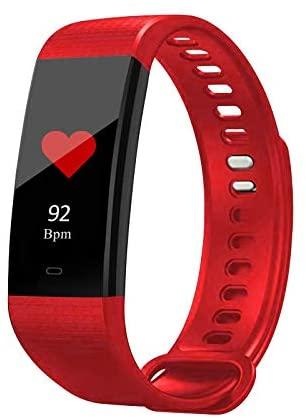 WANGDD Smart Bracelet Color Screen Sports Health Bluetooth Heart Rate Blood Pressure Blood Oxygen Real-time Monitoring wear Bracelet